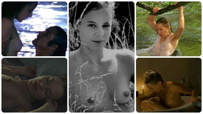 Bernadette Heerwagen Sexy, Topless Nude Photos Images