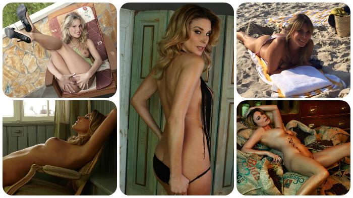 Claudelle deckert nackt bilder