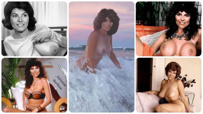 Adrienne barbeau nude
