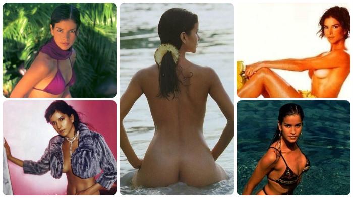 Patricia velasquez nude wet ass close up photo